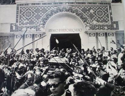 Albizu Funeral