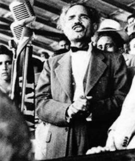 Albizu at Sixto Escobar Stadium 2