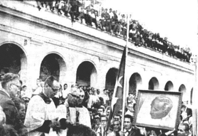 Funeral Ceremonies Pedro Albizu Campos