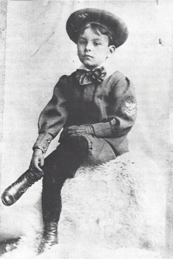 Young Luis Munoz Marin