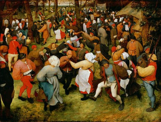 Pieter_Bruegel_de_Oude_-_De_bruiloft_dans_(Detroit)