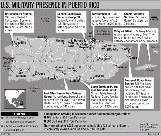 puerto rico in cold war essay From 1950 to 1990, the superficial answer would have been the cold war yet america's imperial behavior overseas predates the cold war by half a century (back to the spanish-american war, in 1898) and has outlasted it by another quarter century.