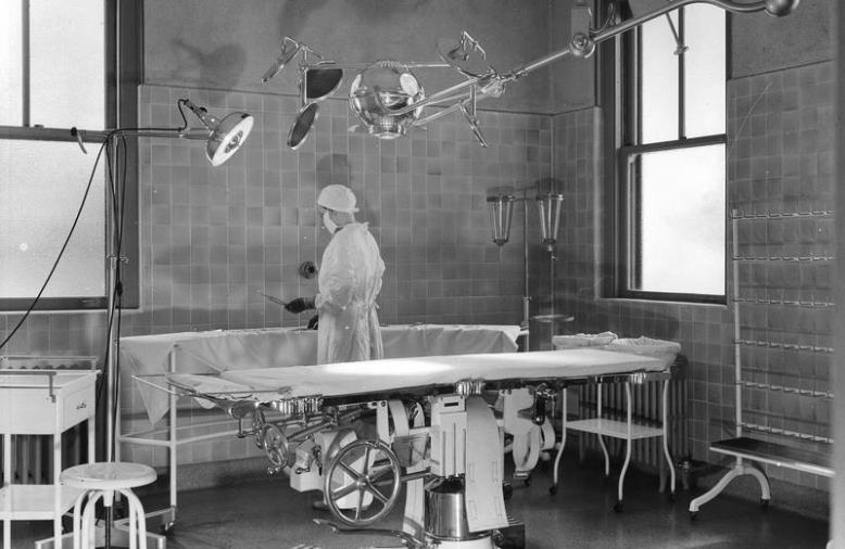 PR Sterilization Chamber