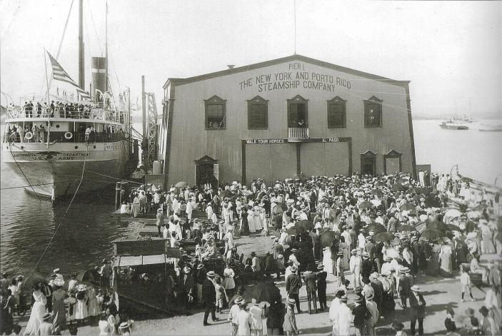 The New York & Porto Rico Steamship Company