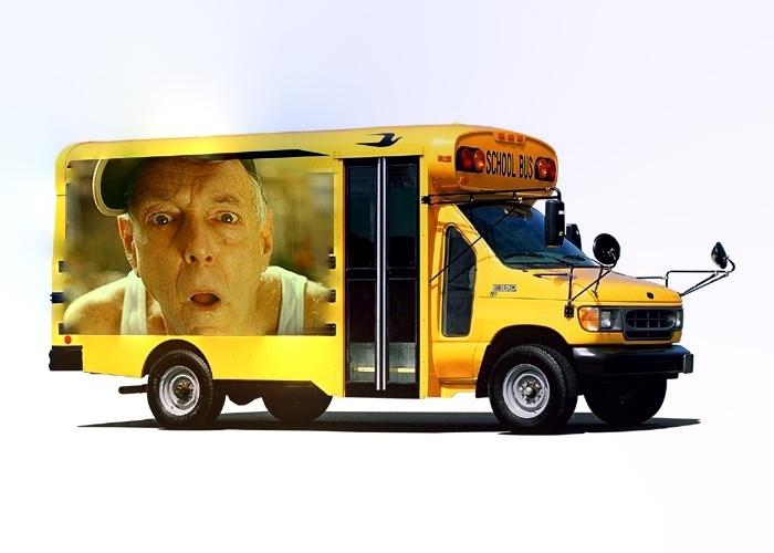 Juan Bobo Campaign Bus
