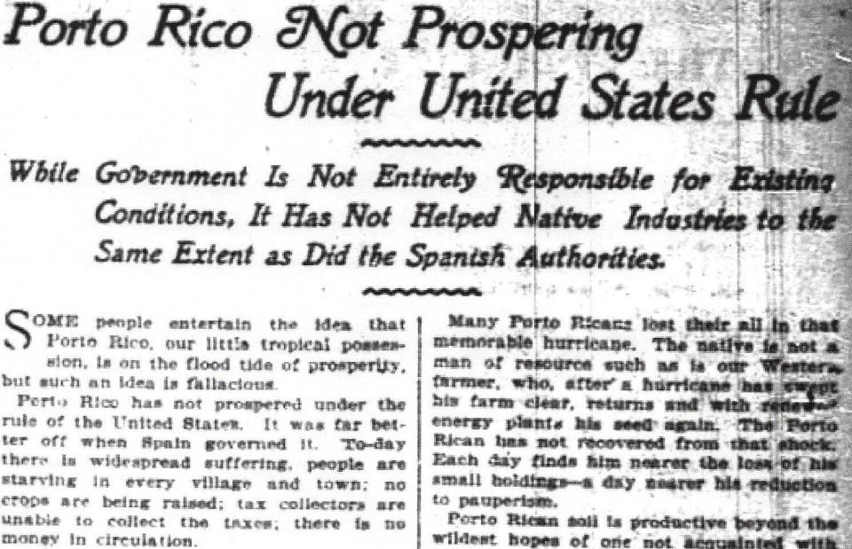 NYT Puerto Rico