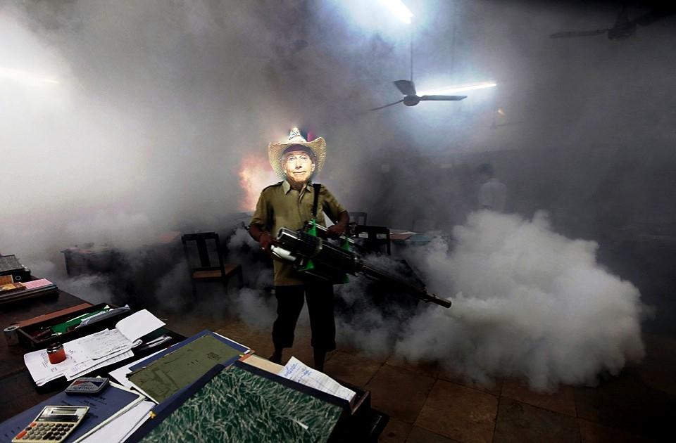 Fumigator Juan Bobo