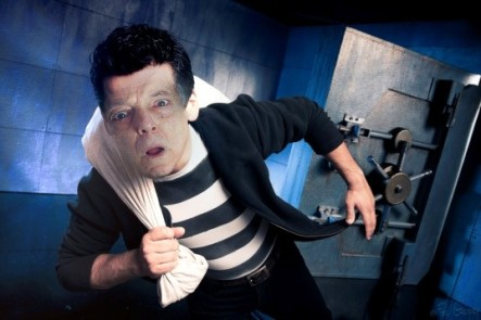 Juan Bobo Bank Robbery