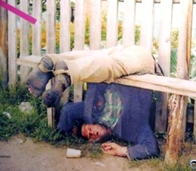 Juan Bobo Drunk