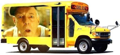 Juan Bobo's Campaign Bus