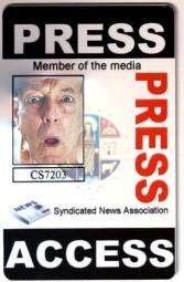 Juan Bobo's Press Pass