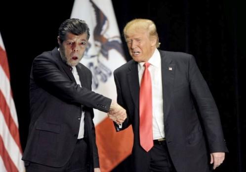 Juan Bobo and Trump
